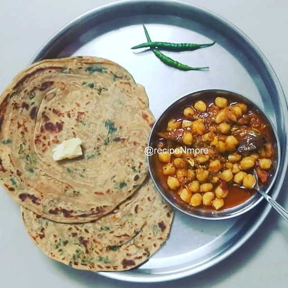 छोले | Chhole recipe in marathi