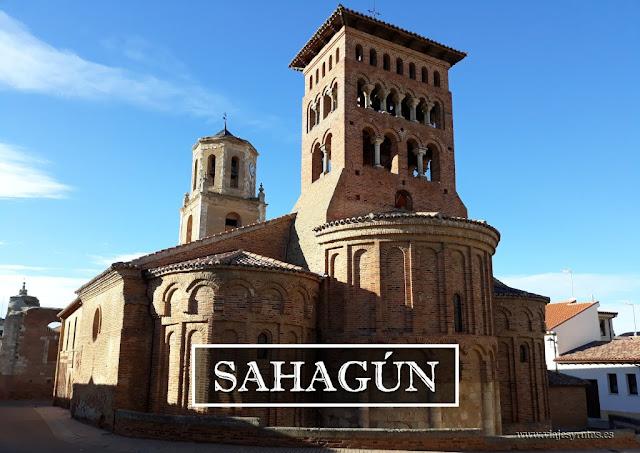 Sahagún, un importante foco mudéjar en León