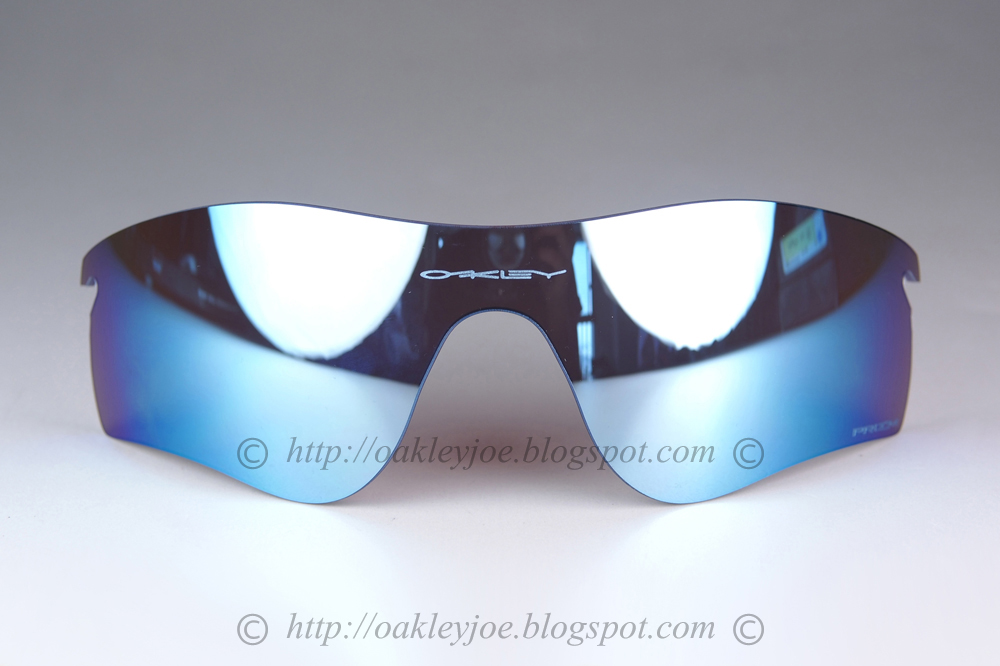 407dcea3a98c4 101-118-005 radarlock path lens deep water prizm iridium polarized  195 lens  pre coated with Oakley hydrophobic nano solution comes with microfiber pouch
