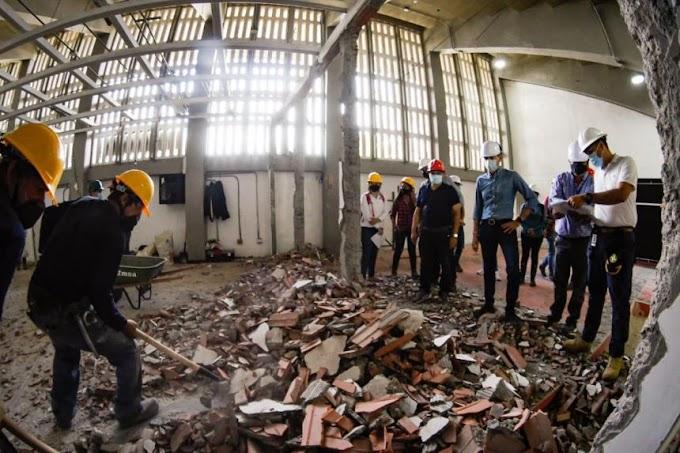 Contrarreloj: Iniciaron las obras de adecuación del estadio Manuel Murillo Toro, que aspira ser sede del Sub-20