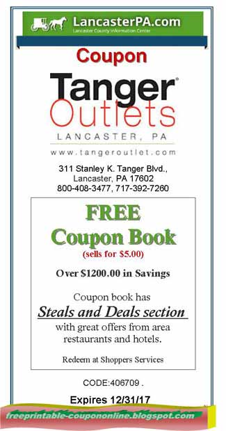 Fashion Outlets Las Vegas Coupon Book - Las Vegas Shopping and Mall Coupons