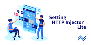 Cara Setting HTTP Injector Lite Support Gaming