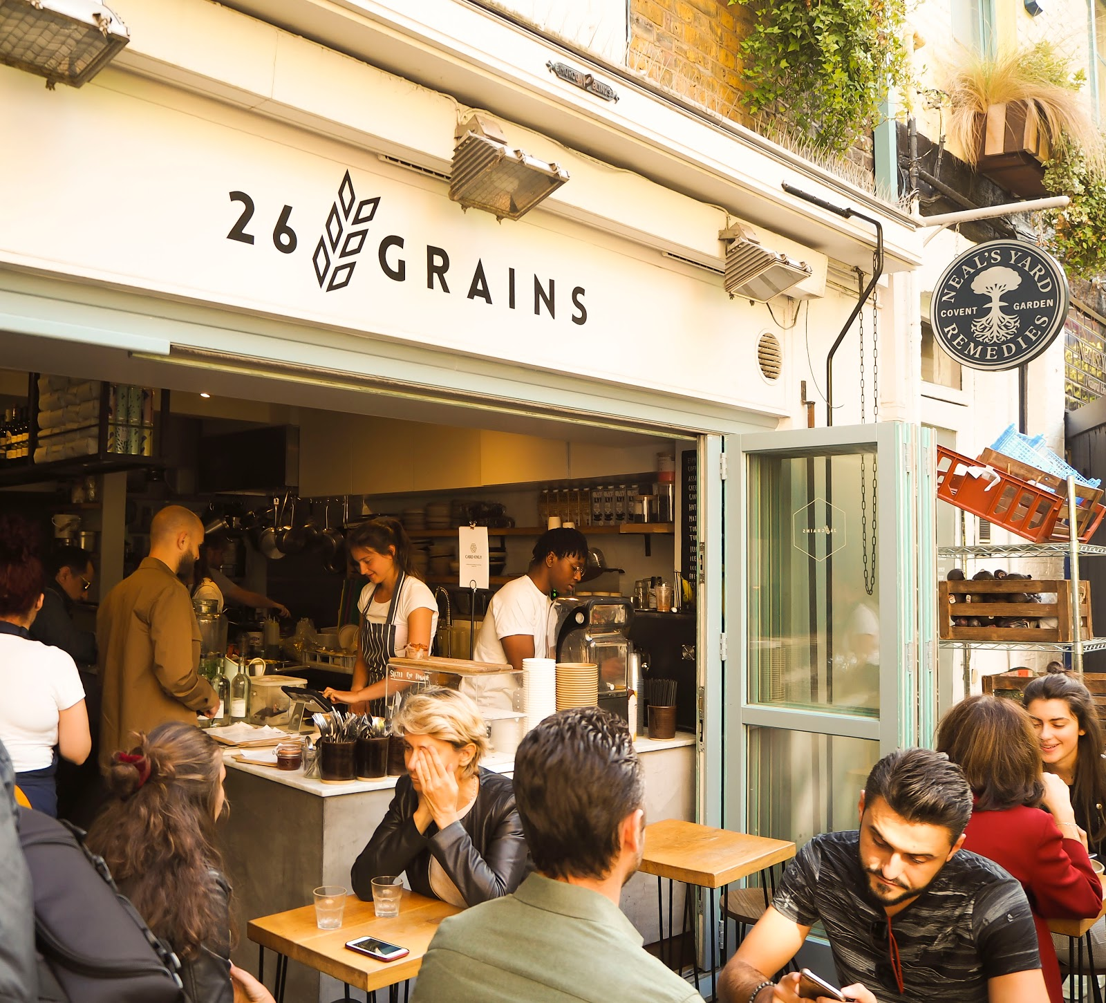 26 Grains, Covent Garden