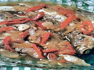Gambar Resep Ikan Kembung Asam Asin