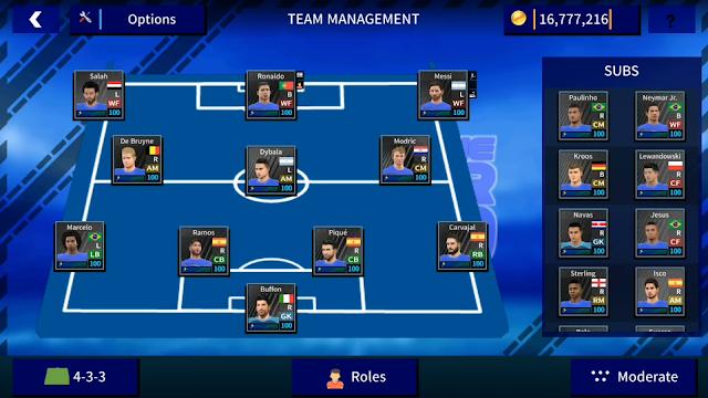 تحميل لعبة dream league soccer 2019 مهكرة للكمبيوتر