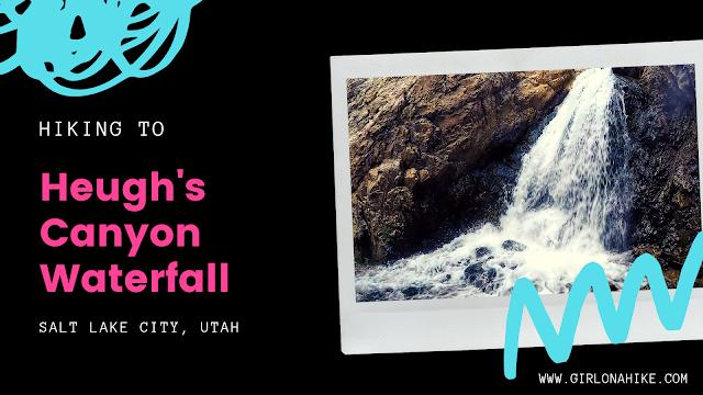 Heugh's Canyon Waterfall