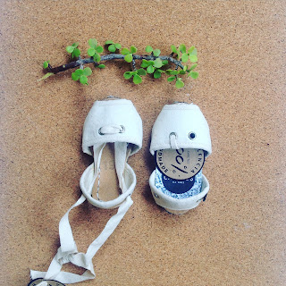 alpargatas hechas a mano recicladas