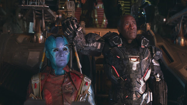 Avengers Endgame 2019 [Hindi Dubbed]