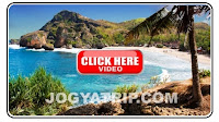 jogja trip travel, SIUNG beach, pantai SIUNG jogyakarta, jogja tour driver