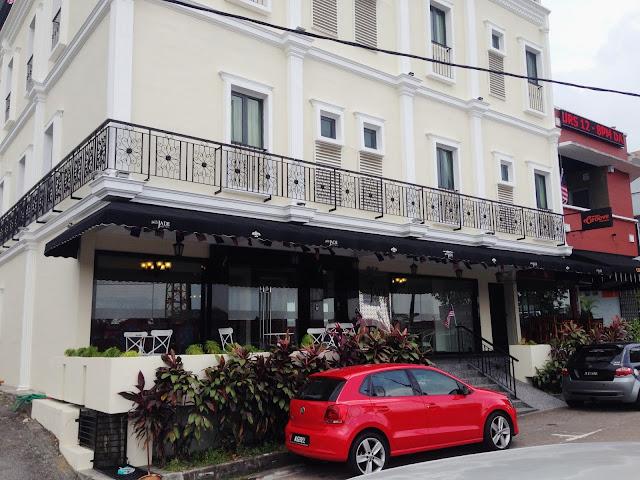 The Grand Jade Hotel, JB