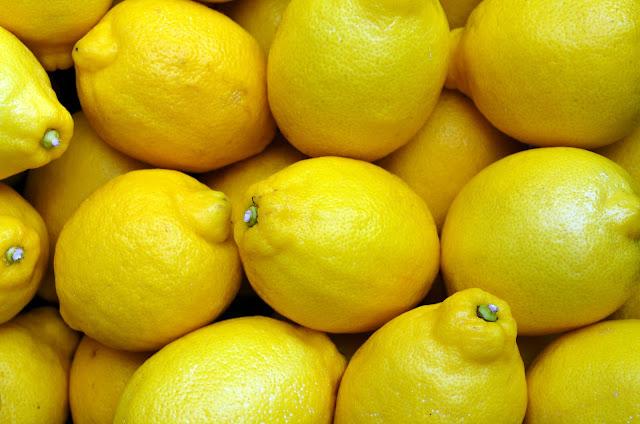 Manfaat Lemon bagi kesehatan