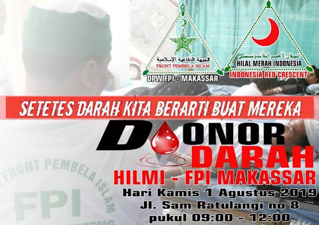 Hilmi FPI Makassar - Nasrun Tajuddin