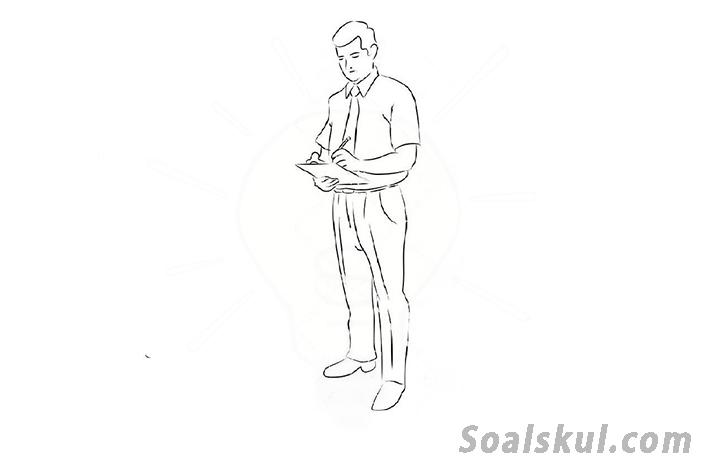 Contoh Tes Menggambar Orang Dalam Psikotes Soalskul