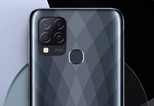 Infinix-hot-10s-cameras