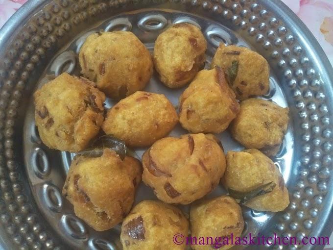 Pattanam Pakoda | Madras Tea Kadai Medhu Pakoda | Tasty crunchy Tea-time snack
