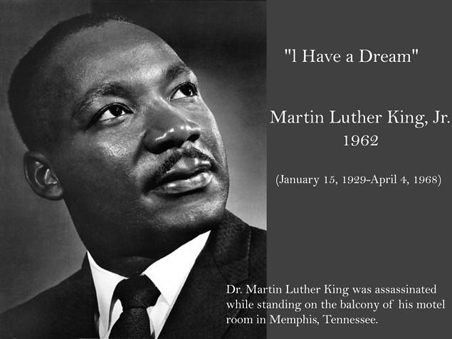 Мартин лютер кинг – это величайший деятель америки, борец за права и свободу человека.