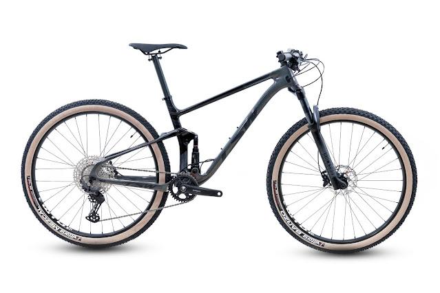 Nova Full Quest TR Fast 21/22 com geometria de alto desempenho - Foto: TSW Bike / Divulgação