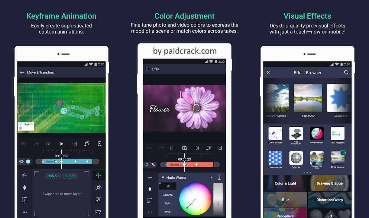 Alight Motion - Video and Animation Editor Pro Mod Apk 3.6.2