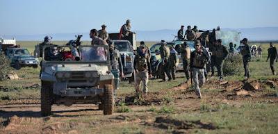 Syria, Iran Combat Terrorism on Behalf of Whole World