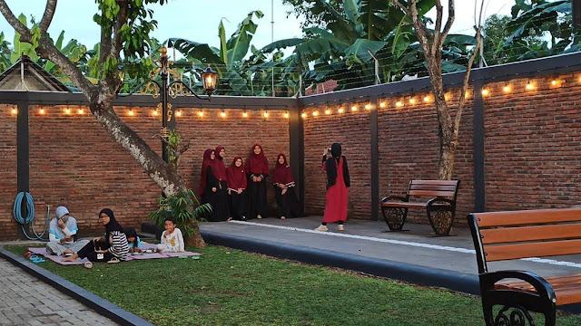 Kampung Kuliner Kroya Cilacap Jawa Tengah