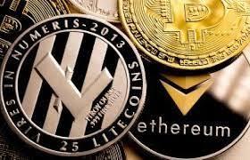 العملات الرقمية المشفرة