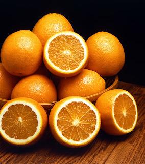 قشر البرتقال لتفتيح البشرة