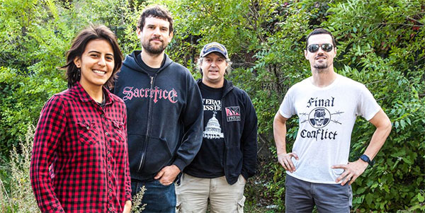 Propagandhi working on new music, announce US dates
