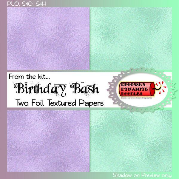 Double Freebie Alert: Happy Birthday to Me & My Hubs!
