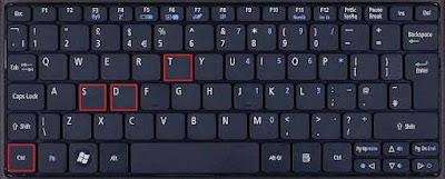 Cara Mudah Menutup Sistar Browser UAMBN BK Dengan Benar
