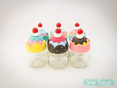 Biscuit Docinhos Lembrancinha Doce Picolé Cupcake Sorvete Bolo Donuts