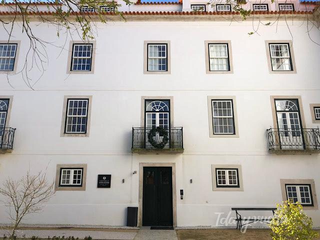 Montebelo Vista Alegre Ílhavo Hotel Palacio de los Fundadores