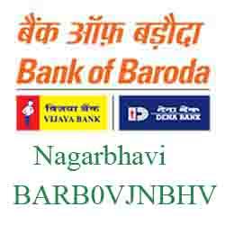 Vijaya Baroda Bank Nagarbhavi Branch Branch New IFSC, MICR