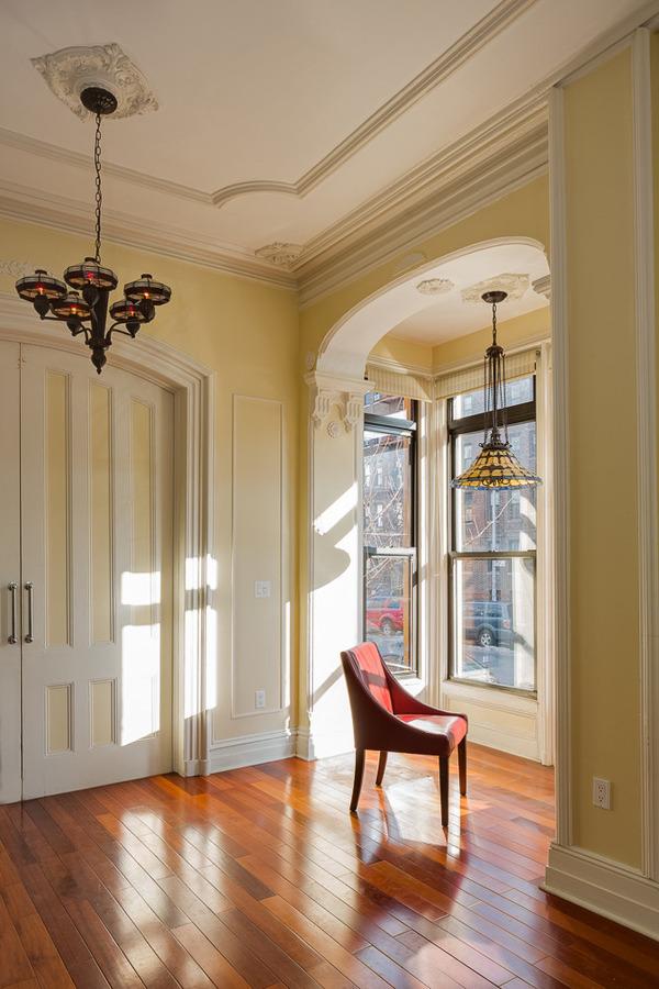 Victorian gothic interior style victorian and gothic - Brooklyn apartment interior design ...
