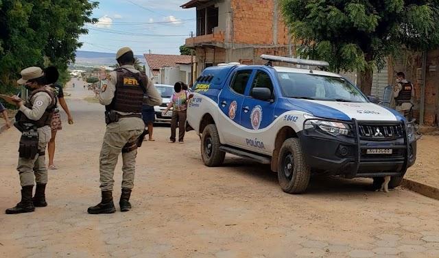Barreiras-BA: Bebê de dois meses é encontrado morto no Bairro Cascalheira