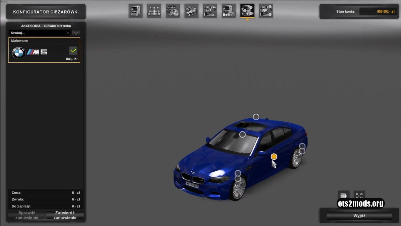 Car – BMW M5 F10 by Diablo