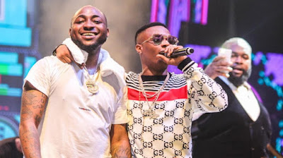 Wizkid Finally Speaks to Support Davido, Trashes Burna Boy As He Throws Weight Behind Davido In the Ongoing Feud