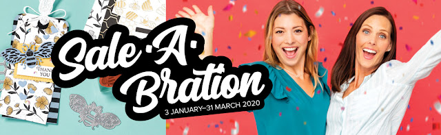 Saleabration 2020 Stampin Up
