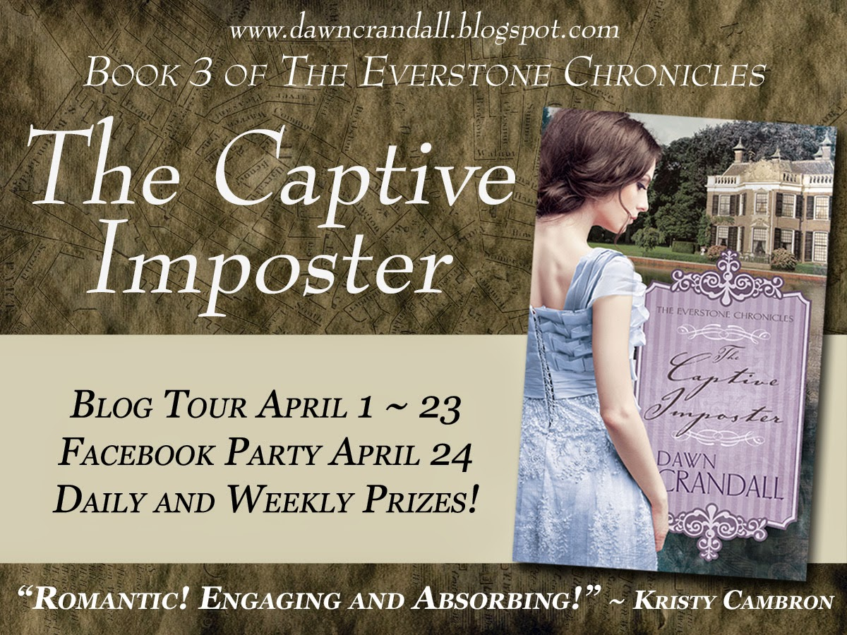 http://www.dawncrandall.blogspot.com/p/the-captive-imposter-blog-tour-schedule.html