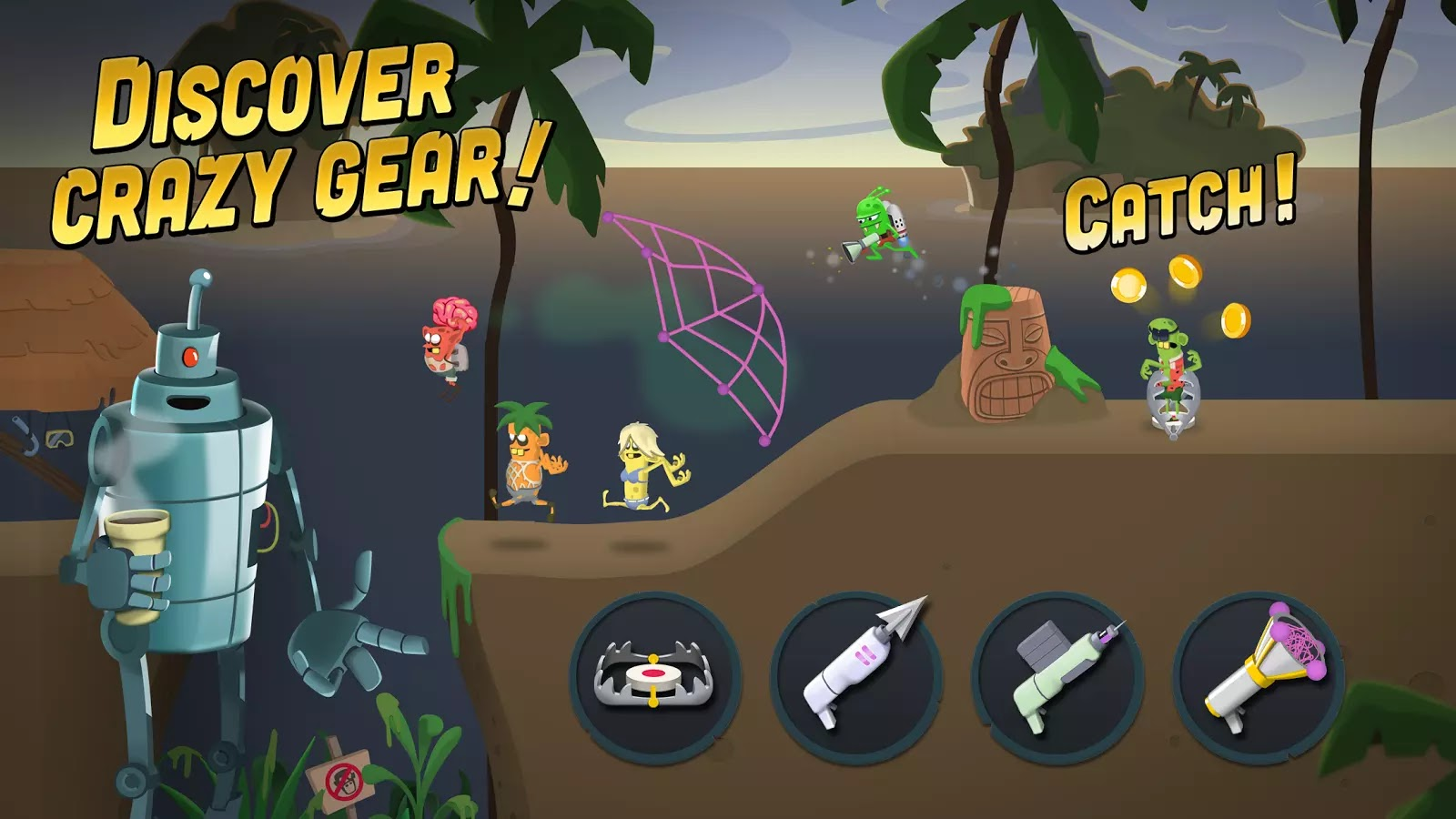 Zombie catchers for amazon kindle fire hd 2018 – free download.