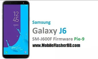Download Samsung J6 SM-J600F (Android Pie-9) Official Firmware+Combination File Without Password By Androidtipsbd71