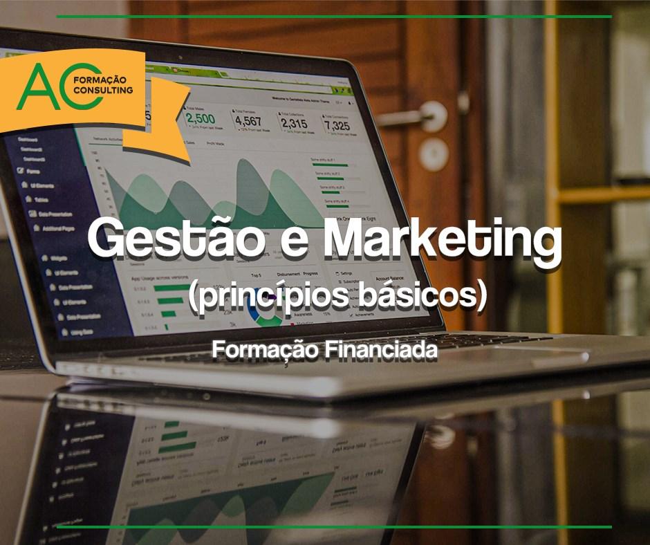 Curso gratuito de Gestão e Marketing em Barcelos