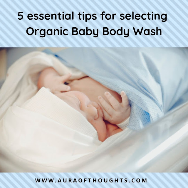 Tips for selecting baby wash - MeenalSonal
