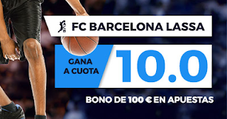Paston Megacuota ACB: Barcelona Lassa gana a Baskonia 29 septiembre