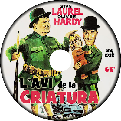 L'avi de la criatura (Laurel & Hardy) - [1932]
