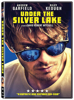 Under The Silver Lake 2018 Dvd