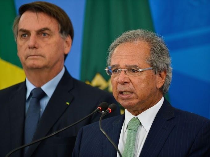 Governo Bolsonaro propõe ajuda de R$ 77,4 bilhões a estados e municípios