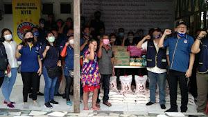 Sambut Tahun Baru Imlek, KITA Bagi 500 Paket Sembako Ke Masyarakat Pra Sejahtera