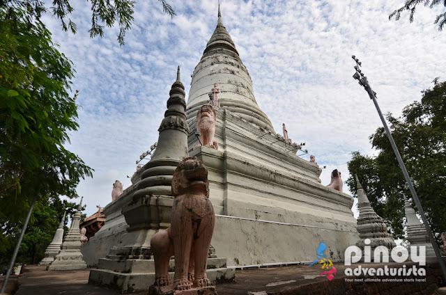 Phnom Penh Cambodia Tourist Spots