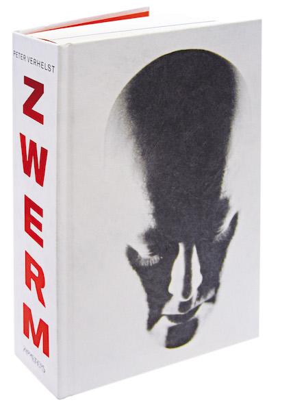Zwerm van Peter Verhelst, het boek met de mooiste cover ooit volgens Sven Staelens