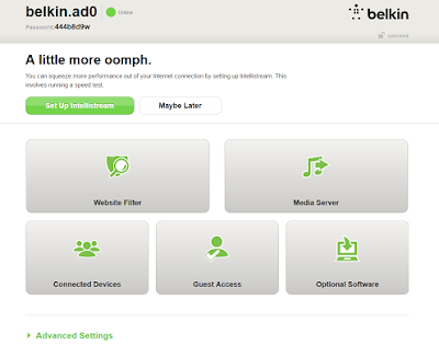 How To Access Your Belkin Router Setup Web Page Now